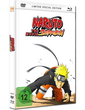 Naruto Shippuden The Movie - Limited Special Edition Blu-ray (2 Discs)