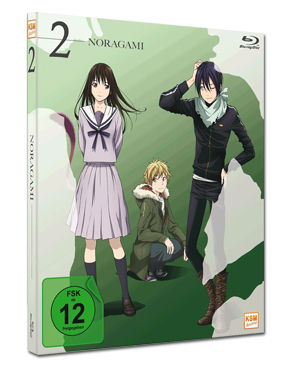 Noragami Vol. 2 - Limited Edition Blu-ray