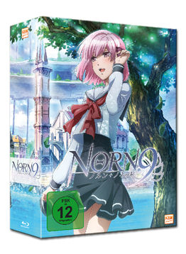 Norn9 Vol. 1 - Limited Edition (inkl. Schuber) Blu-ray