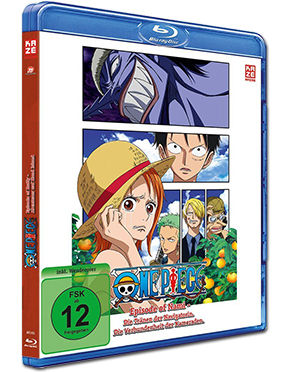 One Piece: TV-Special - Episode of Nami Blu-ray