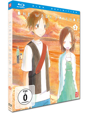One Week Friends Vol. 2 Blu-ray