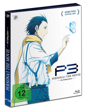 Persona 3: The Movie #3 - Falling Down Blu-ray