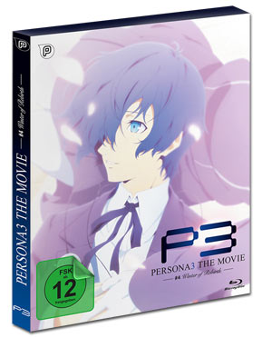 Persona 3: The Movie #4 - Winter of Rebirth Blu-ray