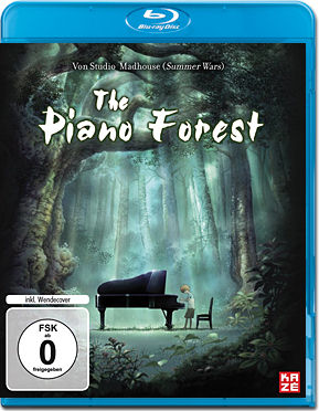 The Piano Forest Blu-ray