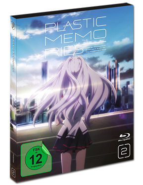 Plastic Memories Vol. 2 - Limited Edition Blu-ray