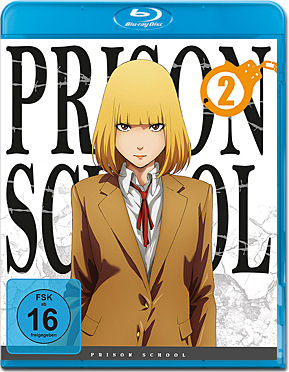 Prison School Vol. 2 Blu-ray