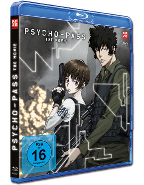 Psycho-Pass: The Movie Blu-ray