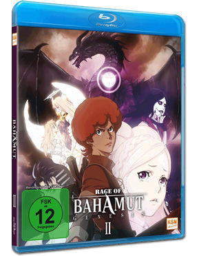 Rage of Bahamut: Genesis Vol. 2 Blu-ray
