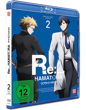 Re:_Hamatora Vol. 2 Blu-ray