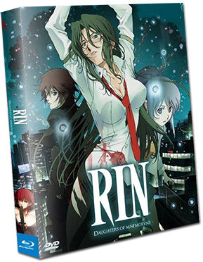 RIN: Daughters of Mnemosyne Blu-ray (3 Discs)