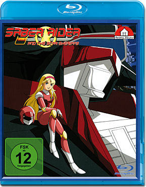 Saber Rider and The Star Sheriffs - Box 2 Blu-ray (inkl. Schuber, 2 Discs)