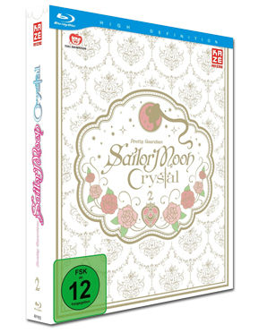 Sailor Moon Crystal Vol. 3 - Limited Edition Blu-ray (inkl. Schuber)