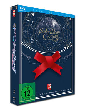 Sailor Moon Crystal Vol. 5 - Limited Edition Blu-ray (inkl. Schuber)