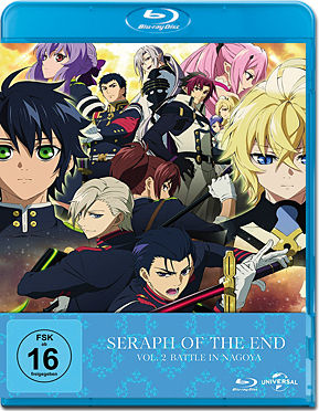 Seraph of the End Vol. 2 - Limited Premium Edition Blu-ray (2 Discs)