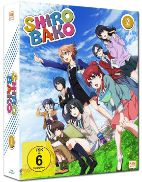 Shirobako Vol. 4 (inkl. Schuber) Blu-ray