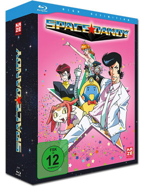 Space Dandy Vol. 5 - Limited Edition (inkl. Schuber) Blu-ray