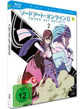 Sword Art Online II Vol. 2 Blu-ray