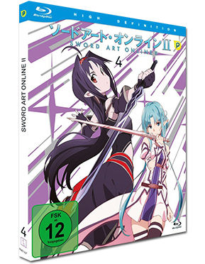 Sword Art Online II Vol. 4 Blu-ray