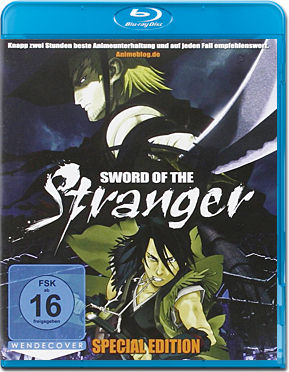 Sword of the Stranger - Special Edition Blu-ray