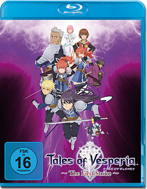 Tales of Vesperia: The First Strike Blu-ray