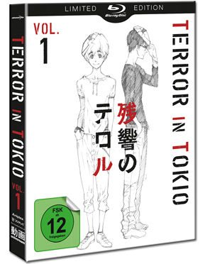 Terror in Tokio Vol. 1 - Limited Edition Blu-ray