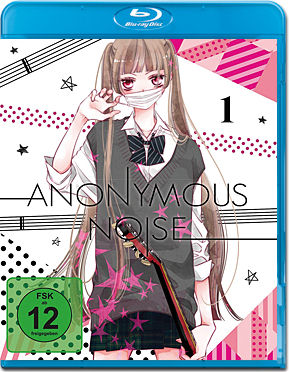 Anonymous Noise Vol. 1 Blu-ray