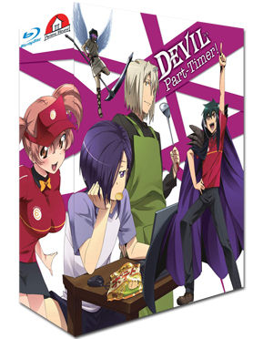The Devil is a Part-Timer! - Gesamtausgabe Blu-ray (4 Discs)