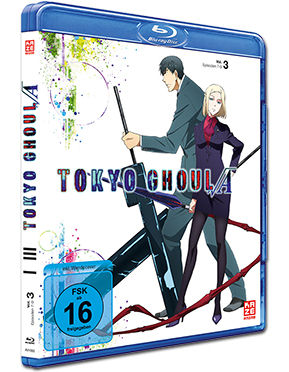 Tokyo Ghoul Root A Vol. 3 Blu-ray