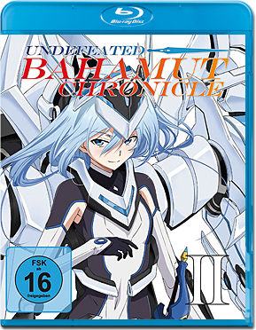 Undefeated Bahamut Chronicle Vol. 2 Blu-ray
