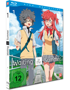 Waiting in the Summer Vol. 1 Blu-ray