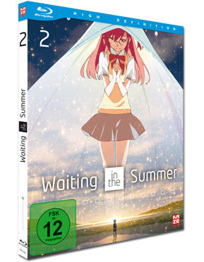 Waiting in the Summer Vol. 2 Blu-ray