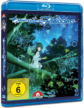Wish Upon the Pleiades Vol. 2 Blu-ray