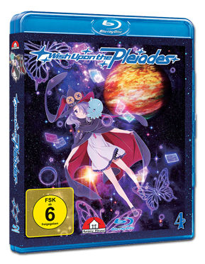 Wish Upon the Pleiades Vol. 4 Blu-ray