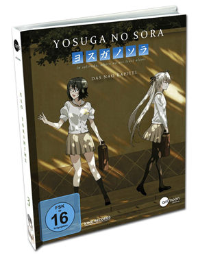 Yosuga no Sora Vol. 3 - Mediabook Edition Blu-ray