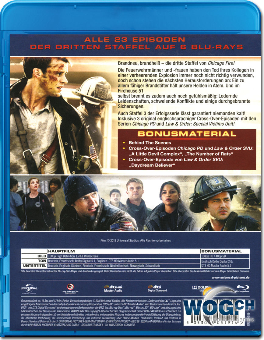 Chicago Pd Staffel 4 Dvd