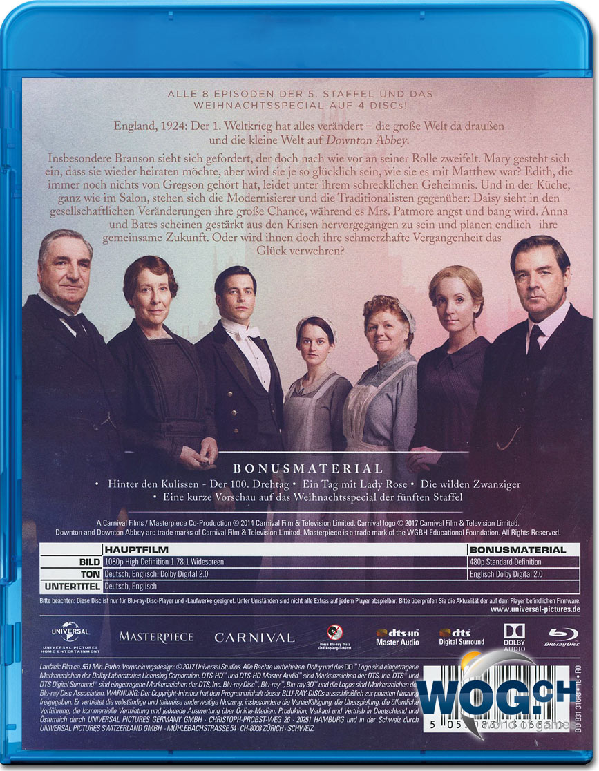 Downton Abbey Season 3 Cover The gallery for -->...