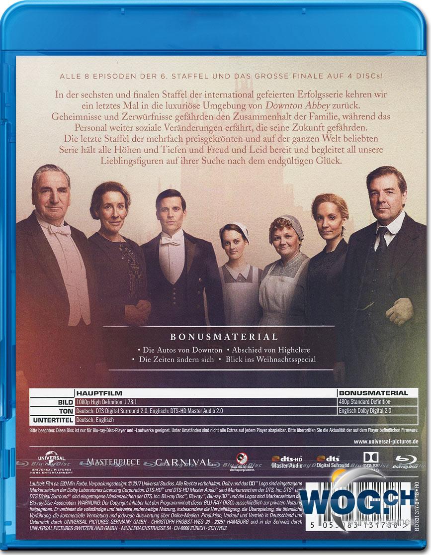 Downton Abbey Staffel 6 Stream Deutsch