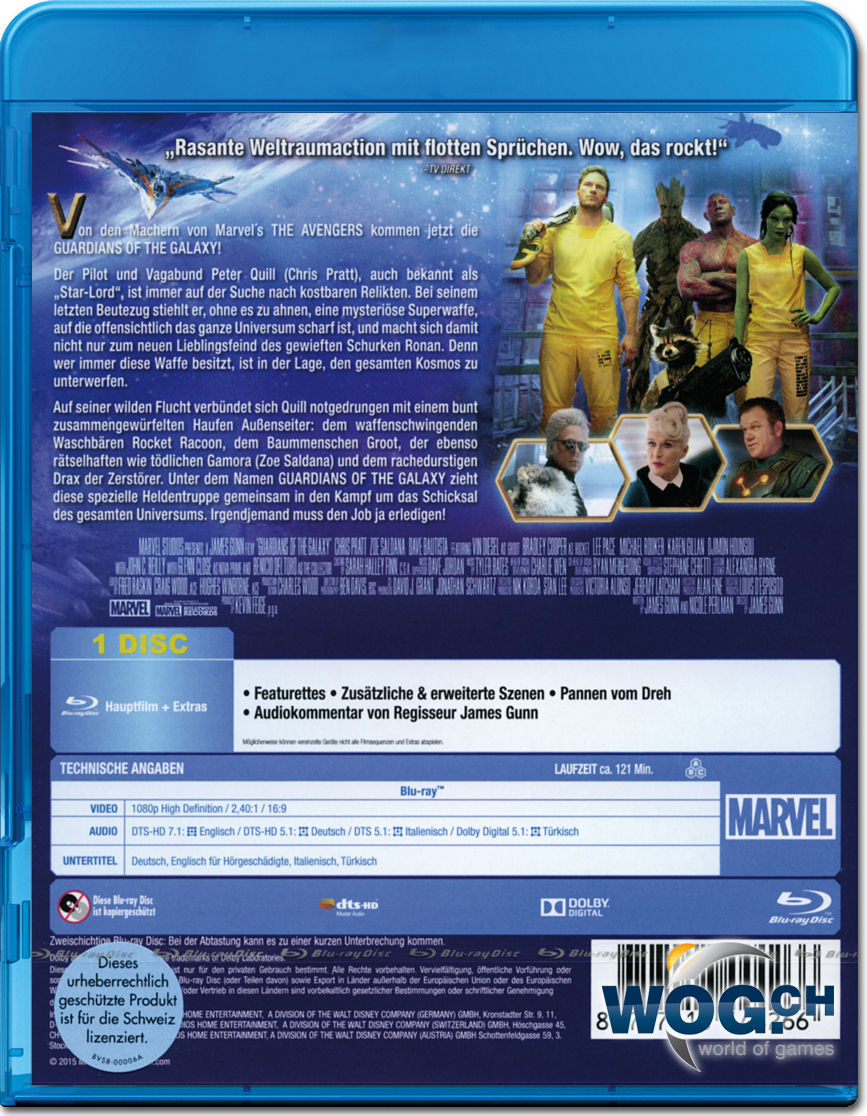 Guardians Of The Galaxy Hdfilme