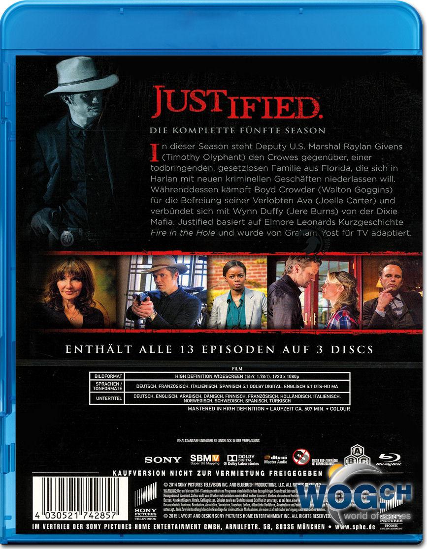 Justified Staffel 5