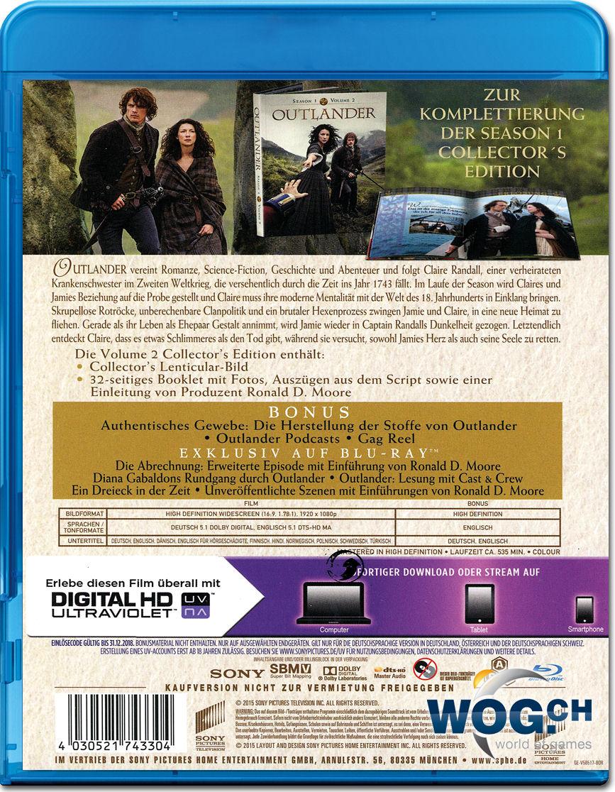 outlander season 2 gets a trailer amp official premiere date