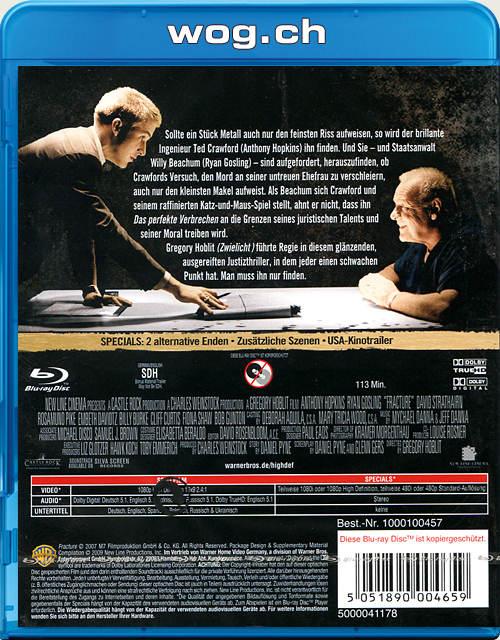 Das Perfekte Verbrechen Blu Ray Blu Ray Filme World Of Games