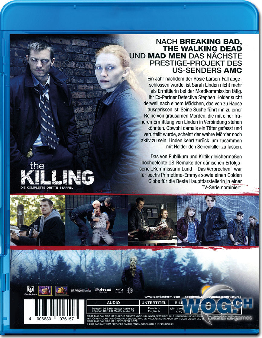 The killing staffel 3 deutsch