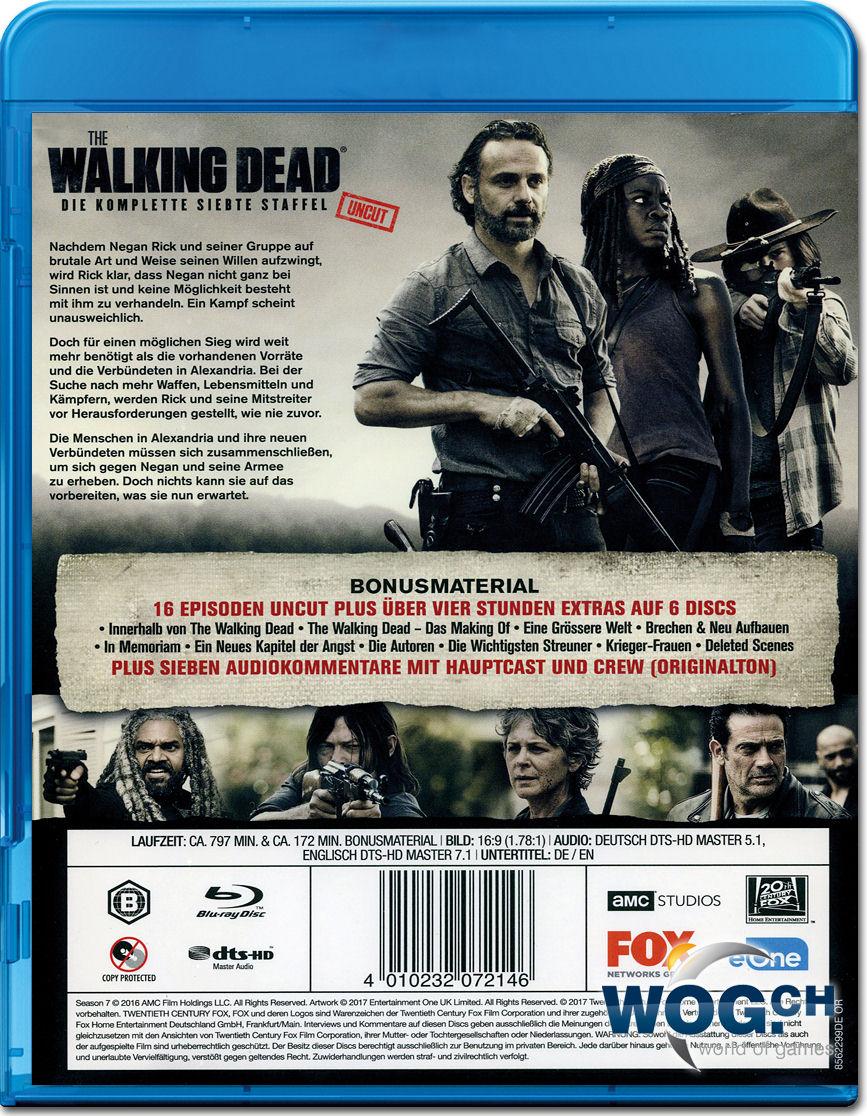 The Walking Dead Staffel 7 Streamen