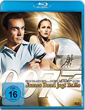 James Bond 007: Jagt Dr. No Blu-ray