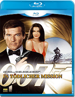 James Bond 007: In tödlicher Mission Blu-ray