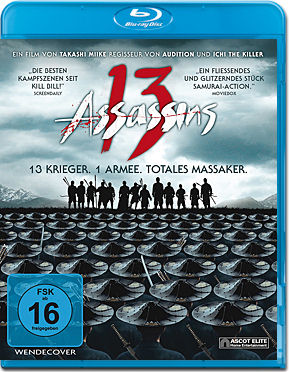 13 Assassins Blu-ray