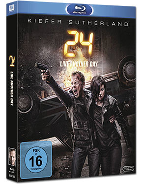 24: Live Another Day Blu-ray (3 Discs)