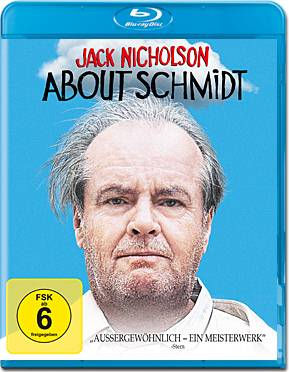 About Schmidt Blu-ray