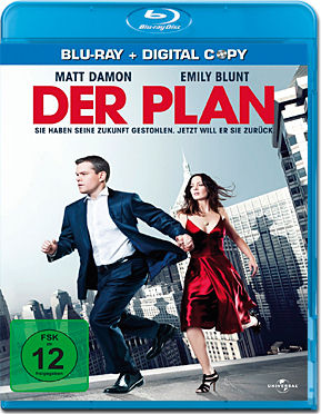 Der Plan Blu-ray
