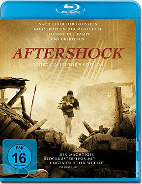 Aftershock - Collector's Edition Blu-ray (2 Discs)